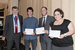 Undergraduate Abstract Award Winners